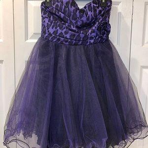 Short Homecoming//Prom Dress!
